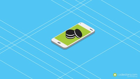 The Complete Android Oreo Developer Course - Build 23 Apps by Rob Percival & Nick Walter