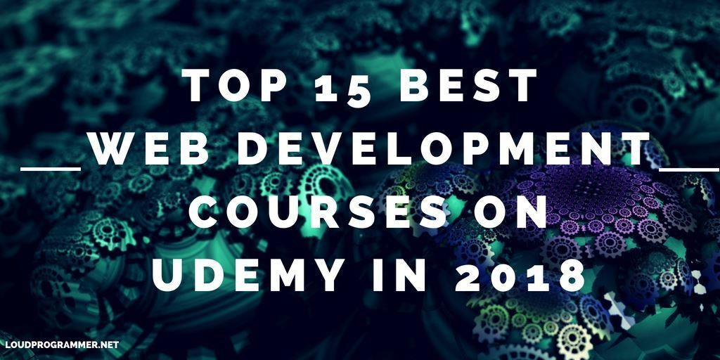 best udemy courses 2019