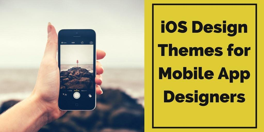 iOS-Design-Themes-for-Mobile-App-Designers