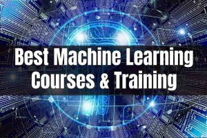best courses on machine learning