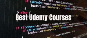 Top selling courses on Udemy's online learning platform